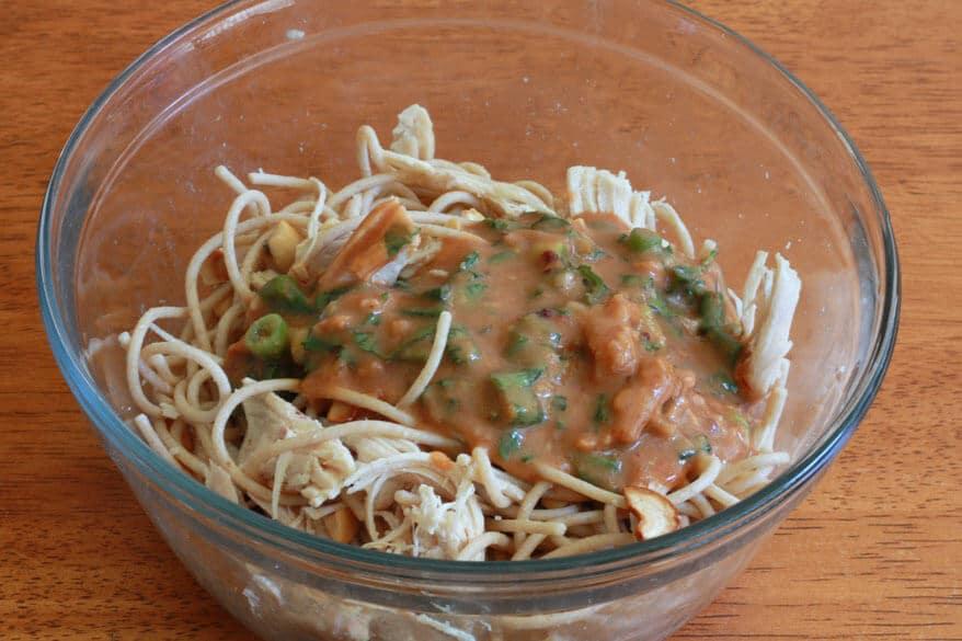 Sichuan Noodles prep 7