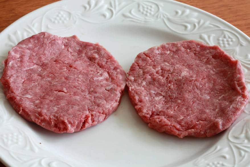 Banzai Burger prep 1
