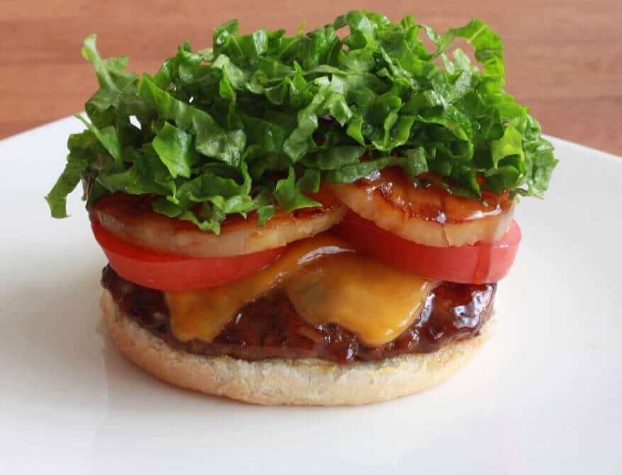 Banzai Burger prep 13