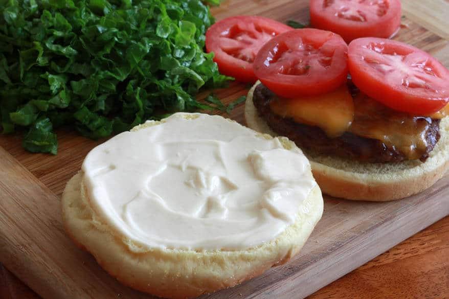 Banzai Burger prep 6