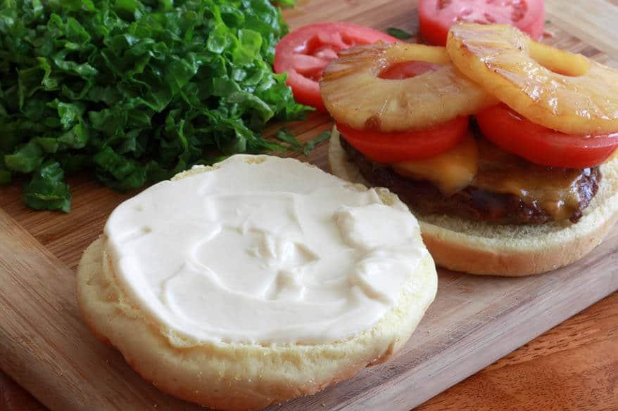 Banzai Burger prep 7