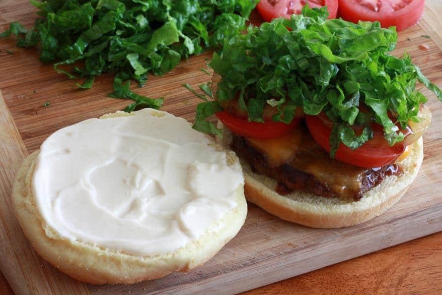 Banzai Burger prep 9