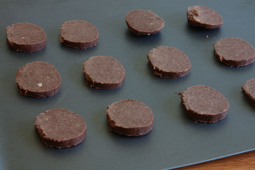 Hazelnut Shortbread prep 10