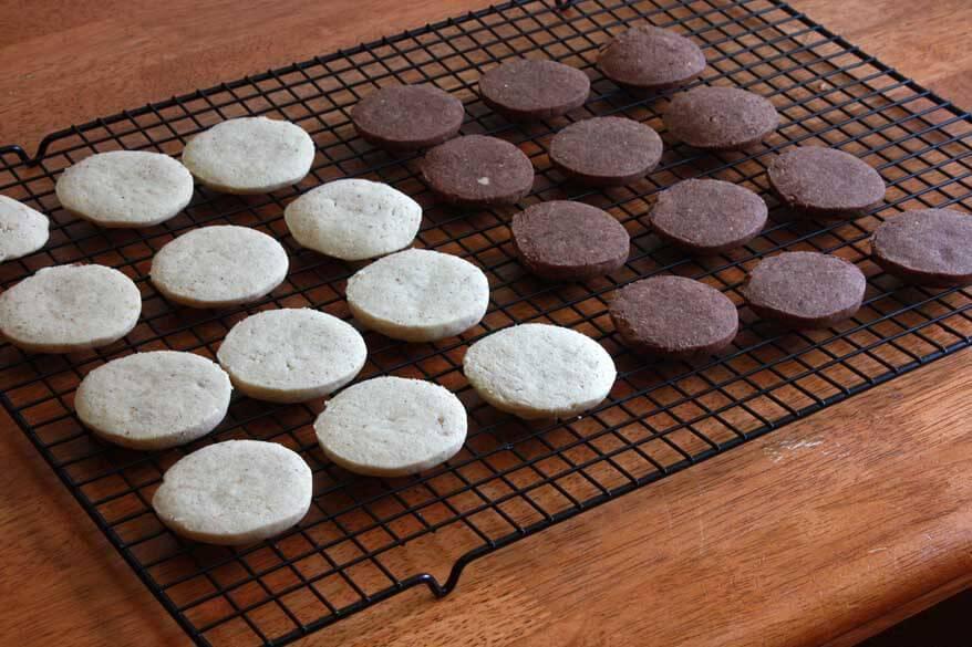 Hazelnut Shortbread prep 12