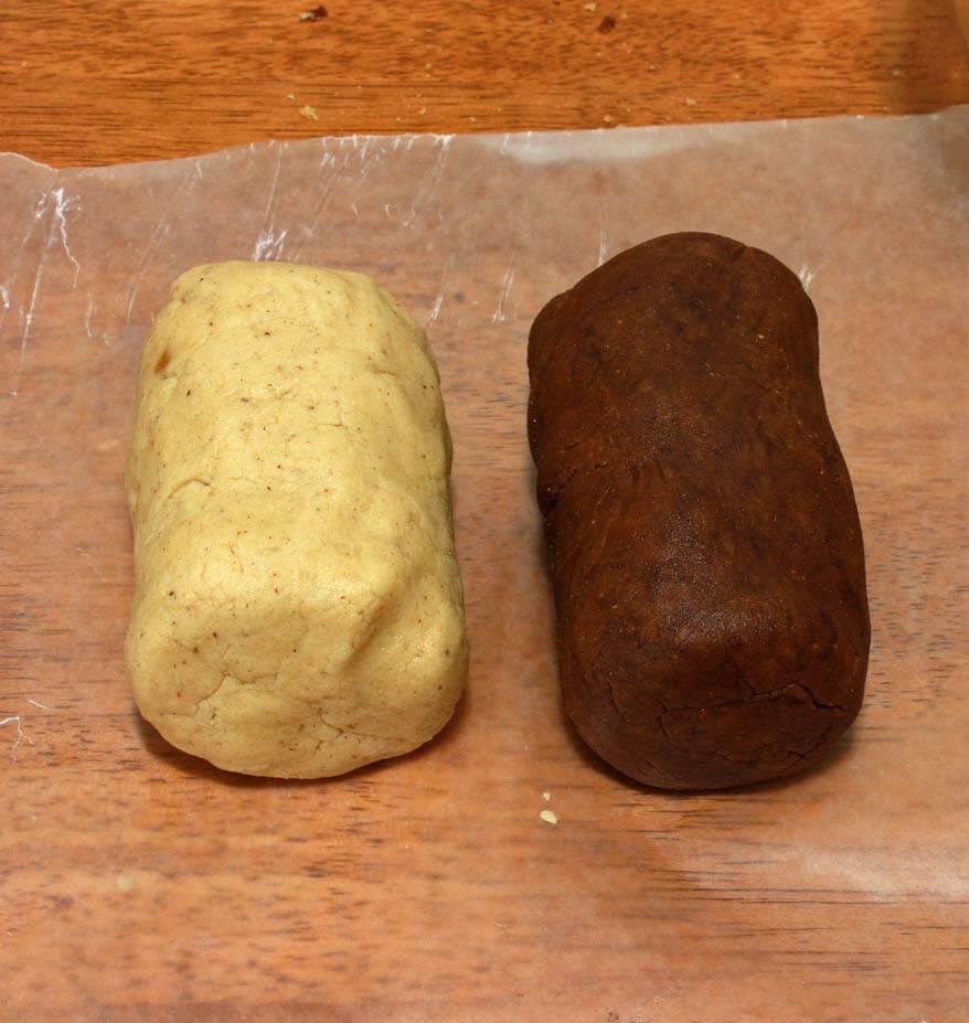Hazelnut Shortbread prep 5
