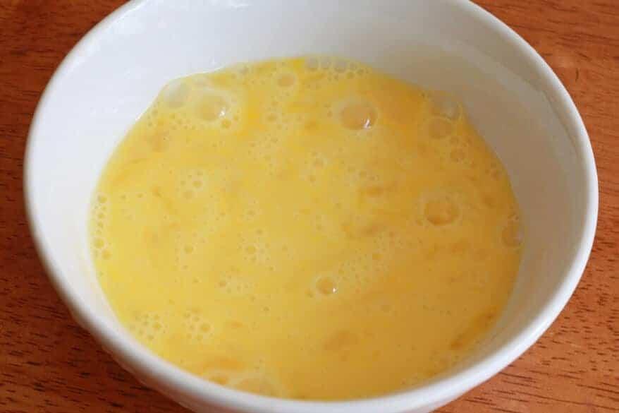 Hot Sour Soup prep 21