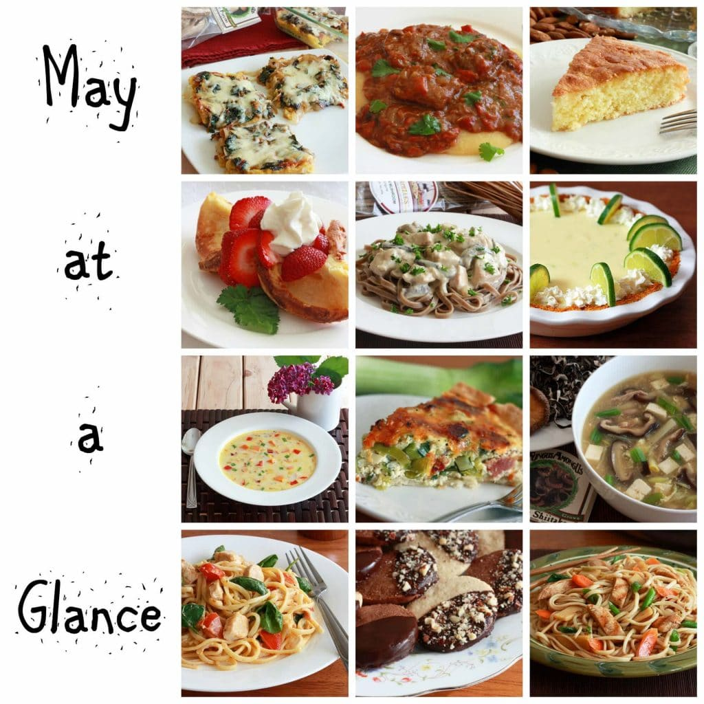 May at a Glance 2013