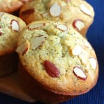 Better Than Otis Almond Poppy Seed Muffins