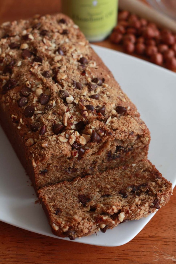 Hazelnut Orange Bread 7 sm