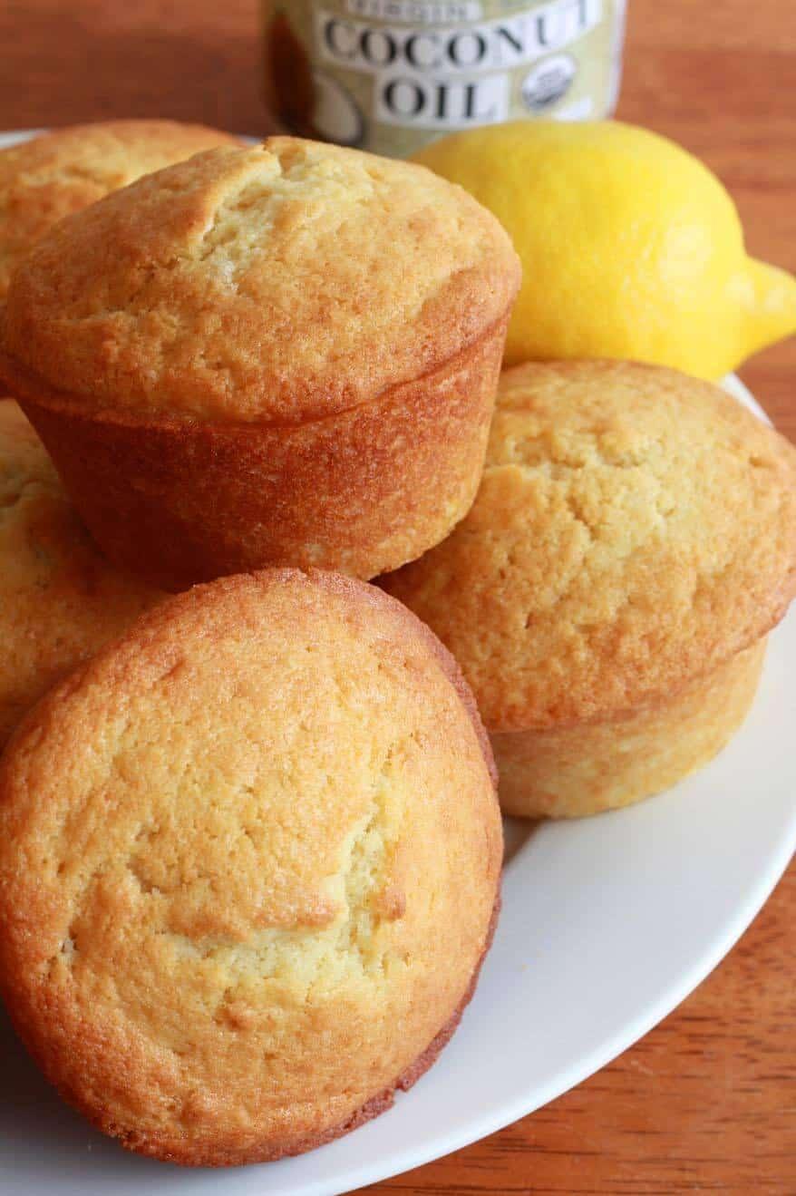 Lemon Muffins 2 sm