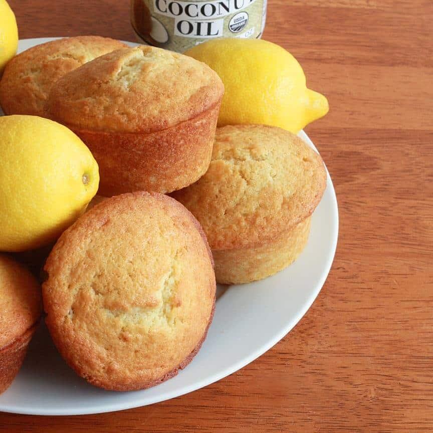 Lemon Muffins 3 sm