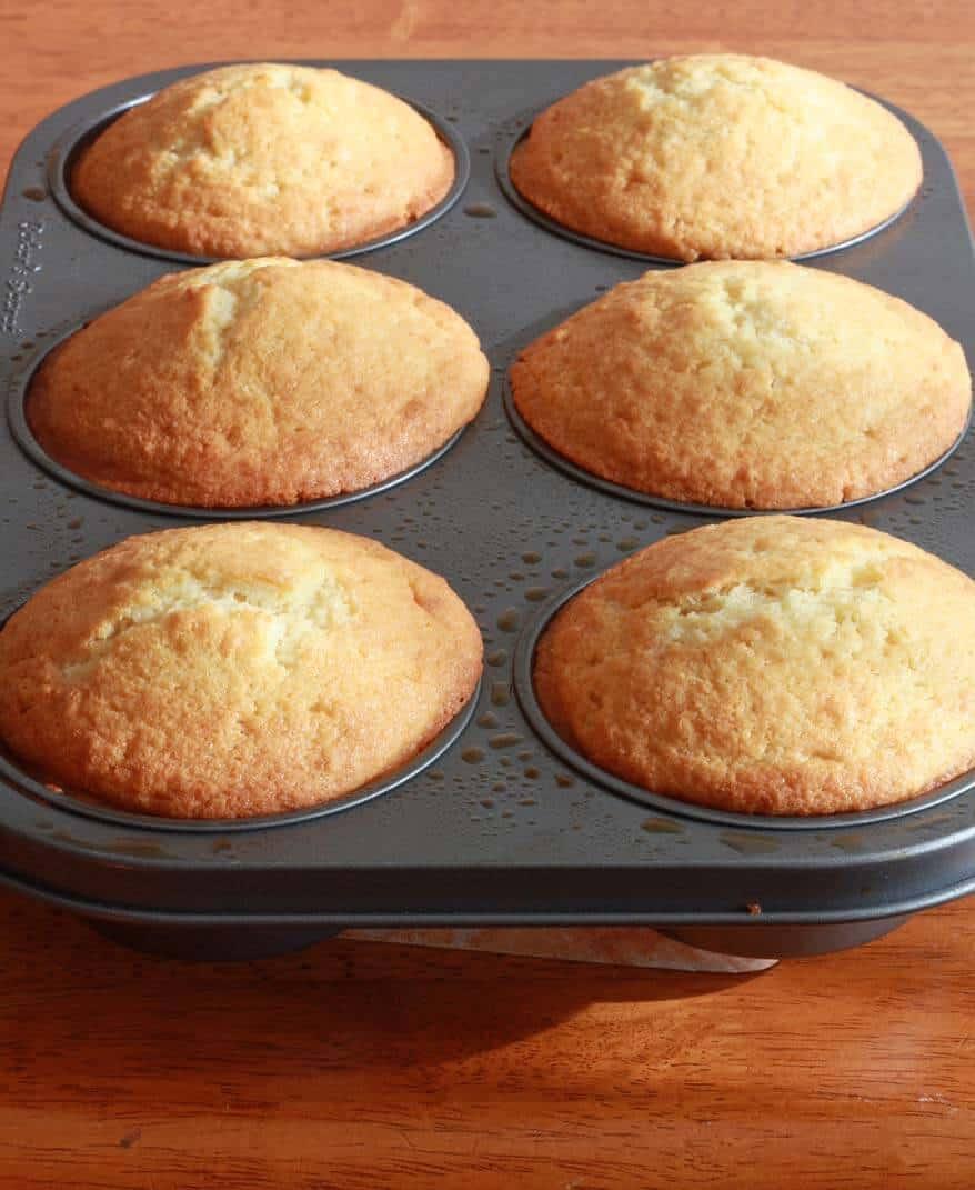 Lemon Muffins prep 10