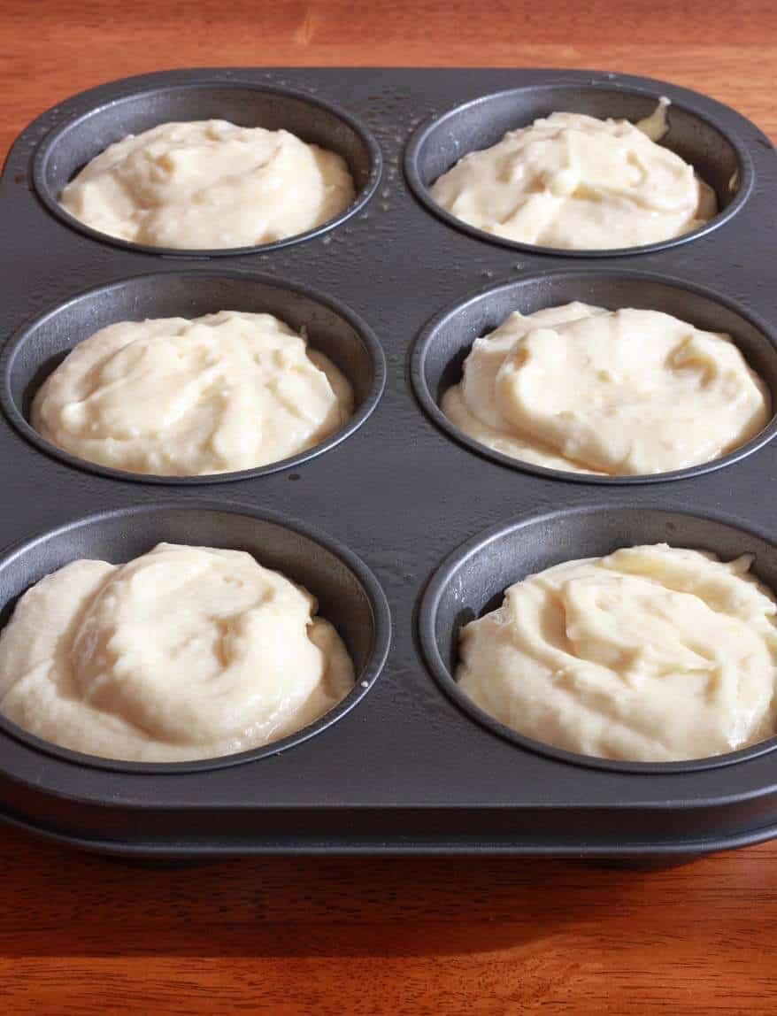 Lemon Muffins prep 9