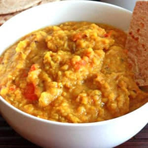 red lentil dip recipe indian masoor dal