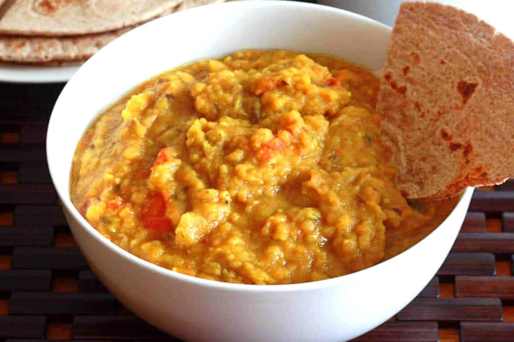 red lentil dip recipe indian masoor dal