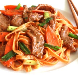 orange beef recipe szechuan best authentic Chinese takeout fast easy