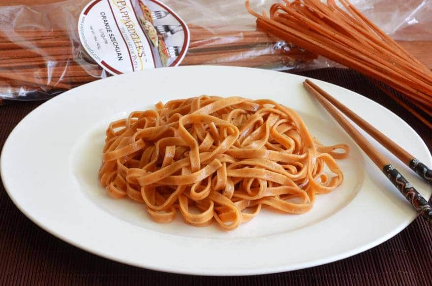 Orange Sichuan Beef prep 14