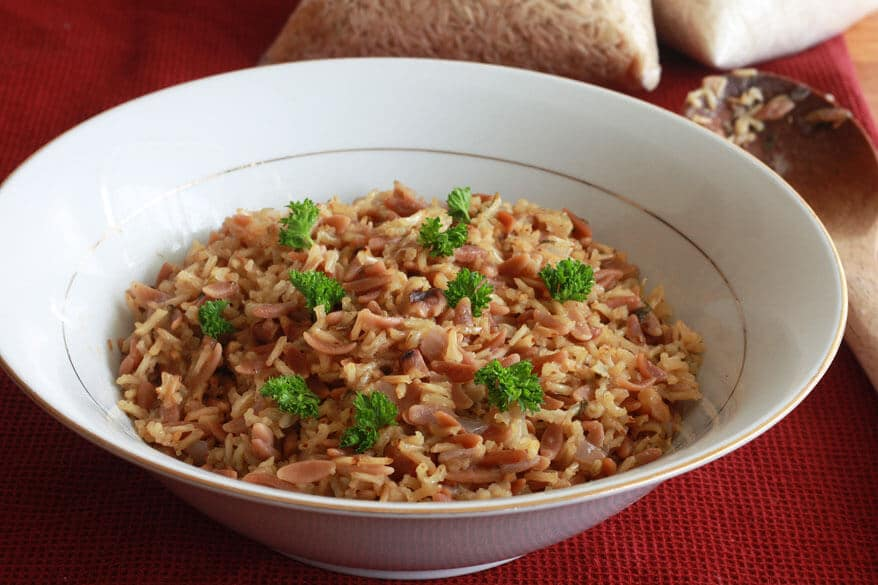 homemade rice a roni copycat recipe best orzo pasta