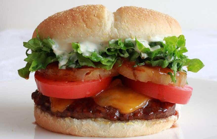 Red Robin Banzai Burger Copycat Recipe The Daring Gourmet