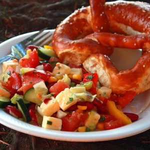 German Picnic Salad