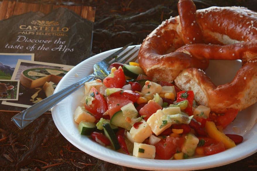 German Party Salad recipe