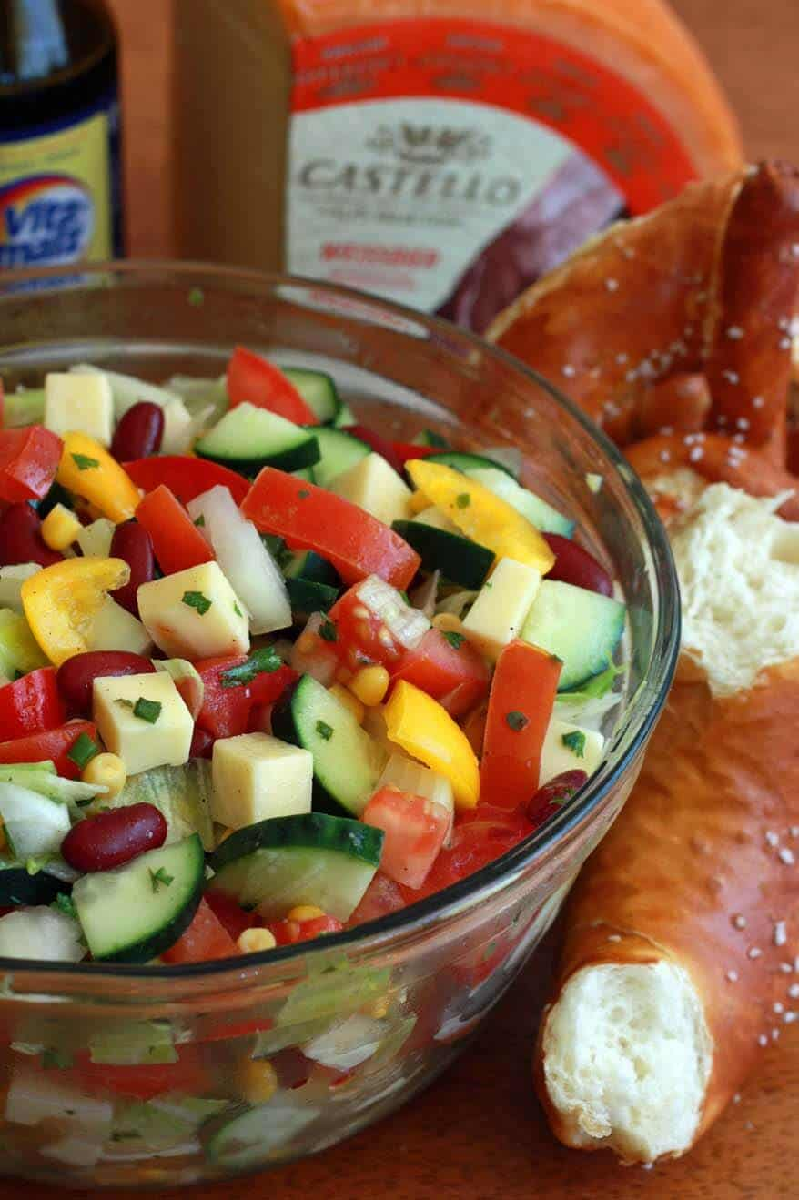 German Party Salad 7 sm