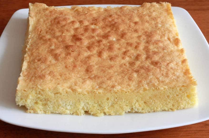 Lavender Almond Cake prep 5