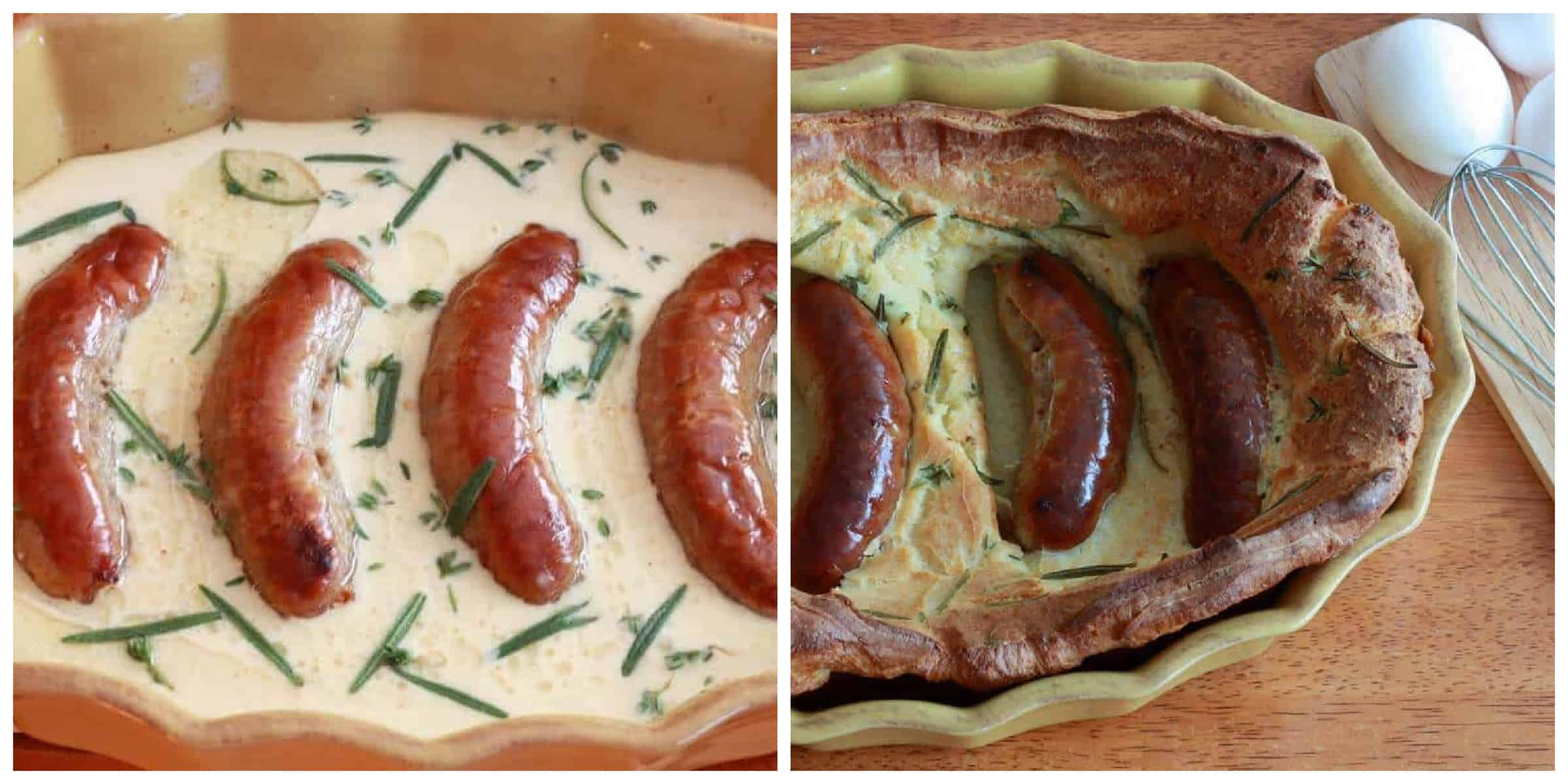 toad in the hole recipe authentic traditional british english