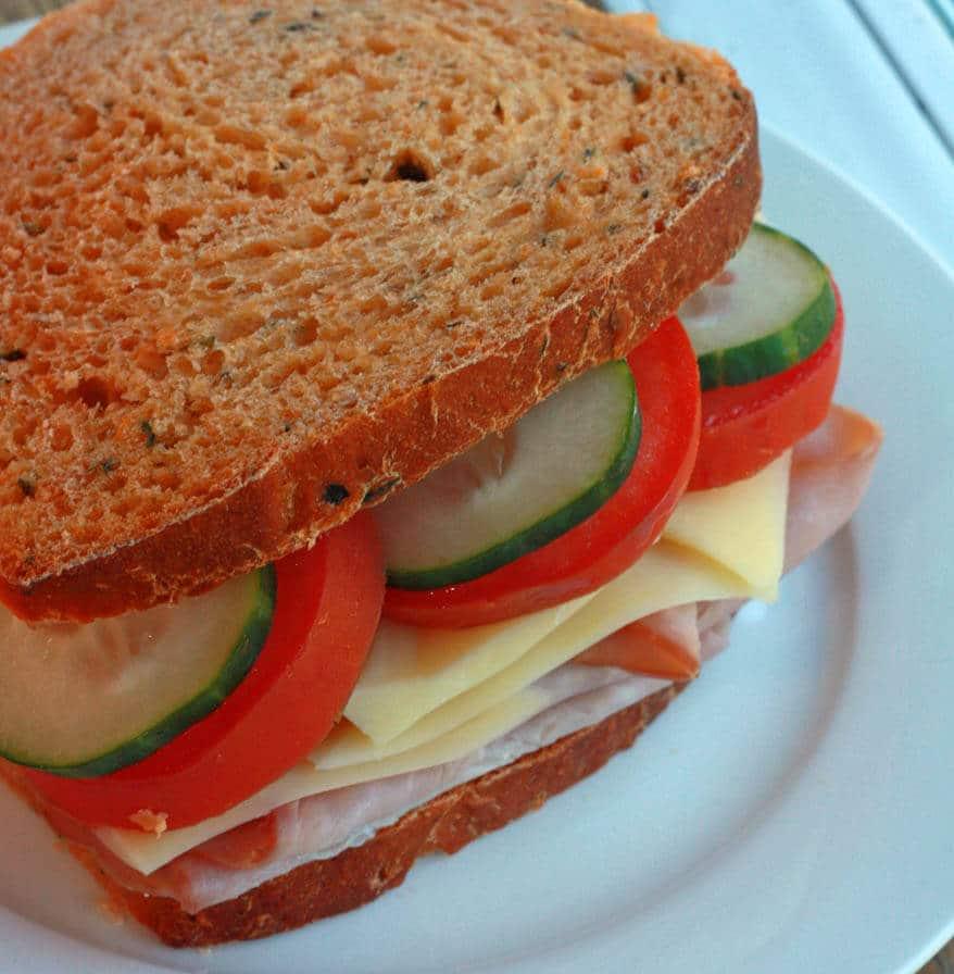 Tomato Herb Bread 9 sm