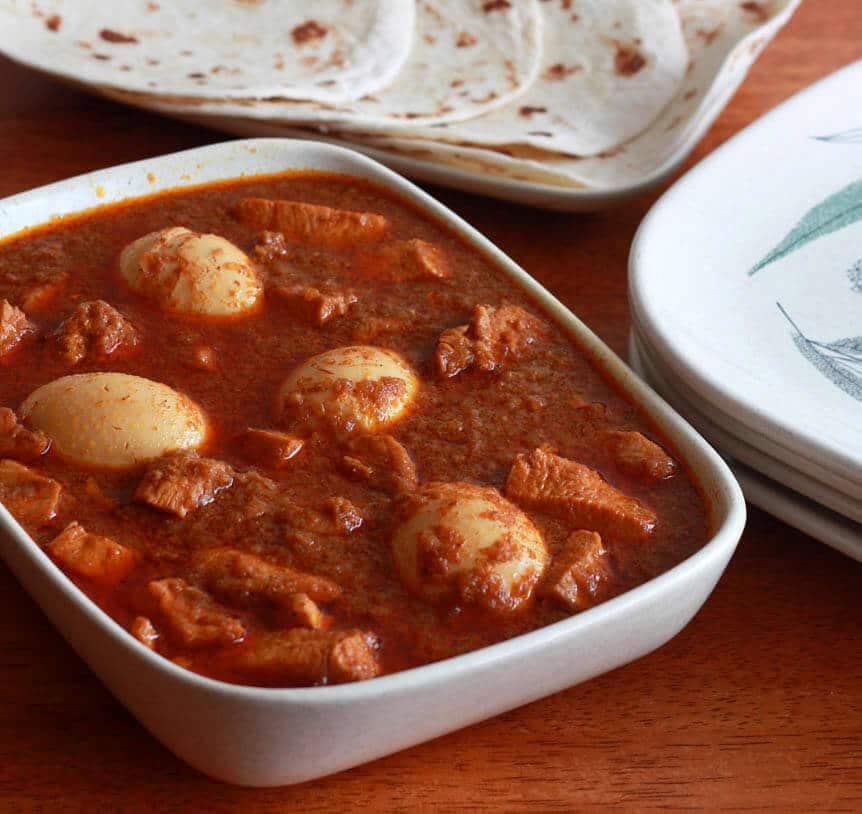 Authentic doro wat spicy ethiopian chicken stew the daring gourmet authentic ethiopian doro wat spicy chicken stew recipe forumfinder Choice Image