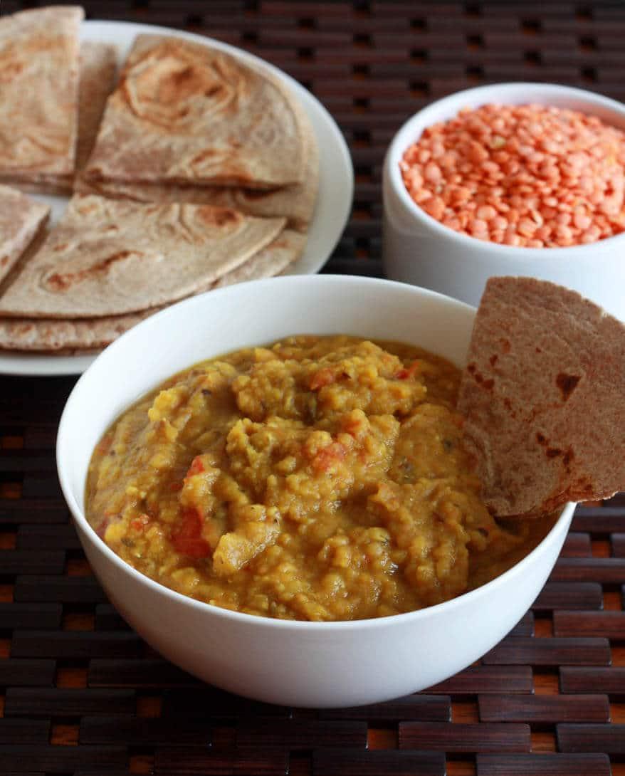 Indian Lentil Dip 1