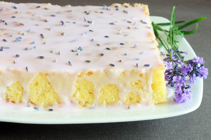 Lavender Almond Cake 5 sm