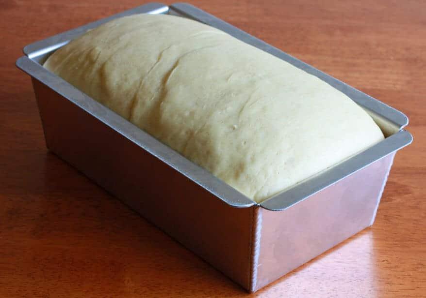 Sandwich Bread prep 17