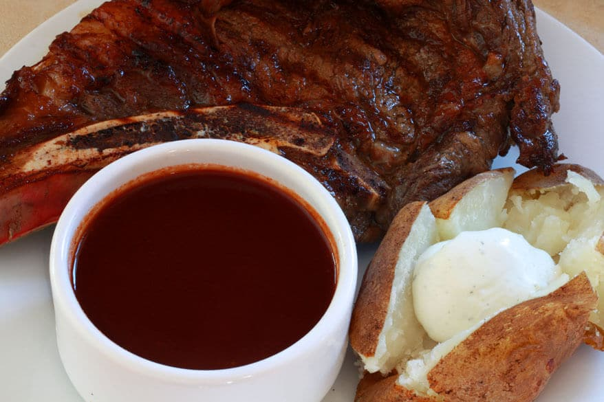 how to make homemade steak sauce