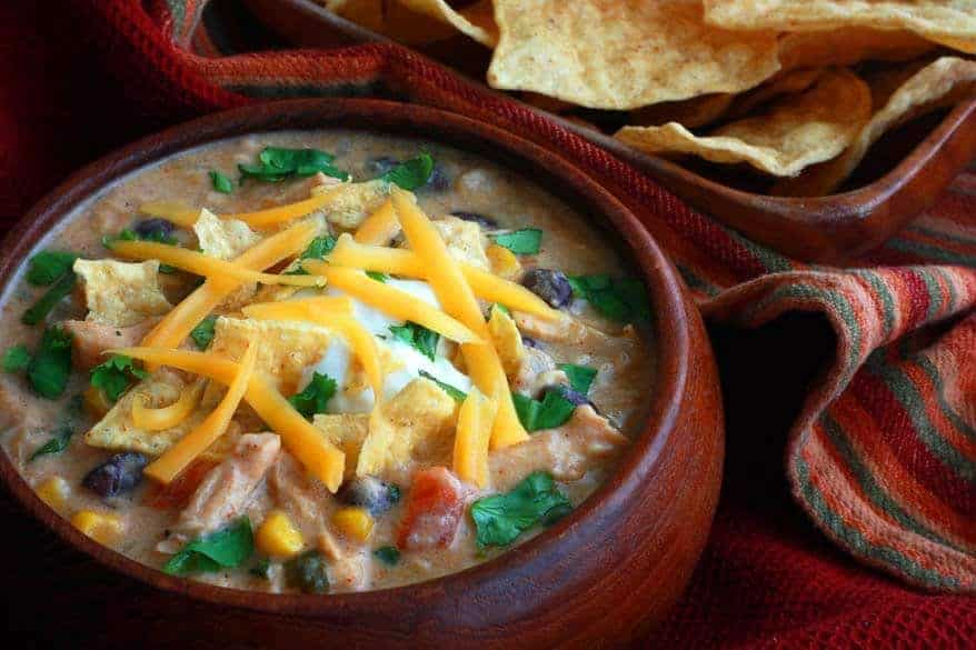 chicken tortilla soup recipe from scratch best creamy mexican