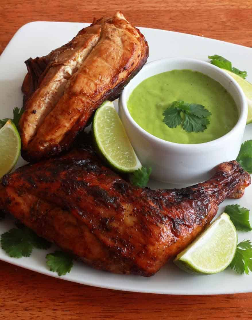 Pollo a la Brasa Peruvian Roasted Chicken