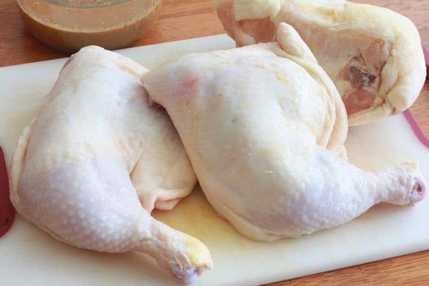 Pollo a la Brasa prep 4