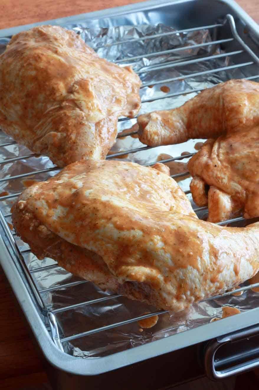 Pollo a la Brasa prep 9