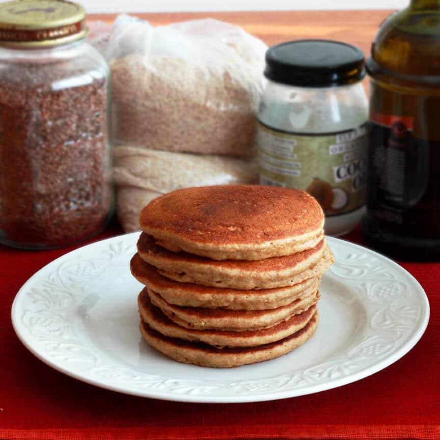 Mega Healthy Pancakes