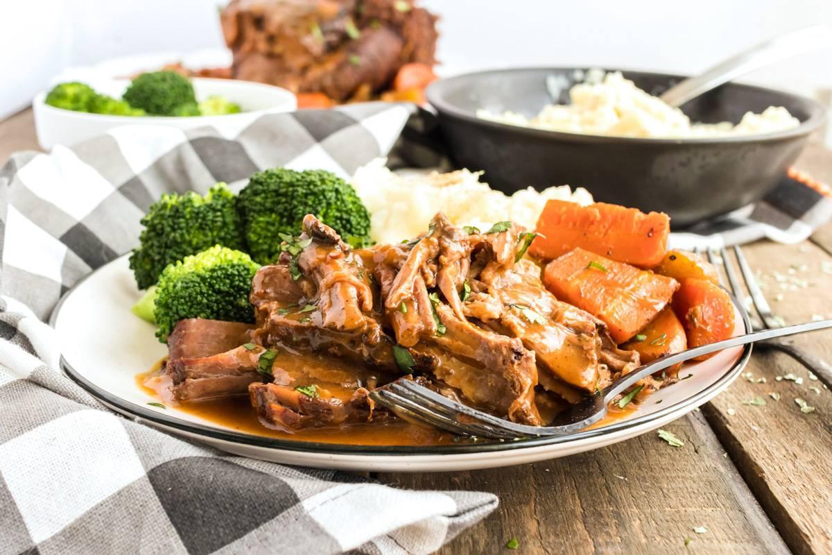 slow cooker pot roast recipe best crock pot