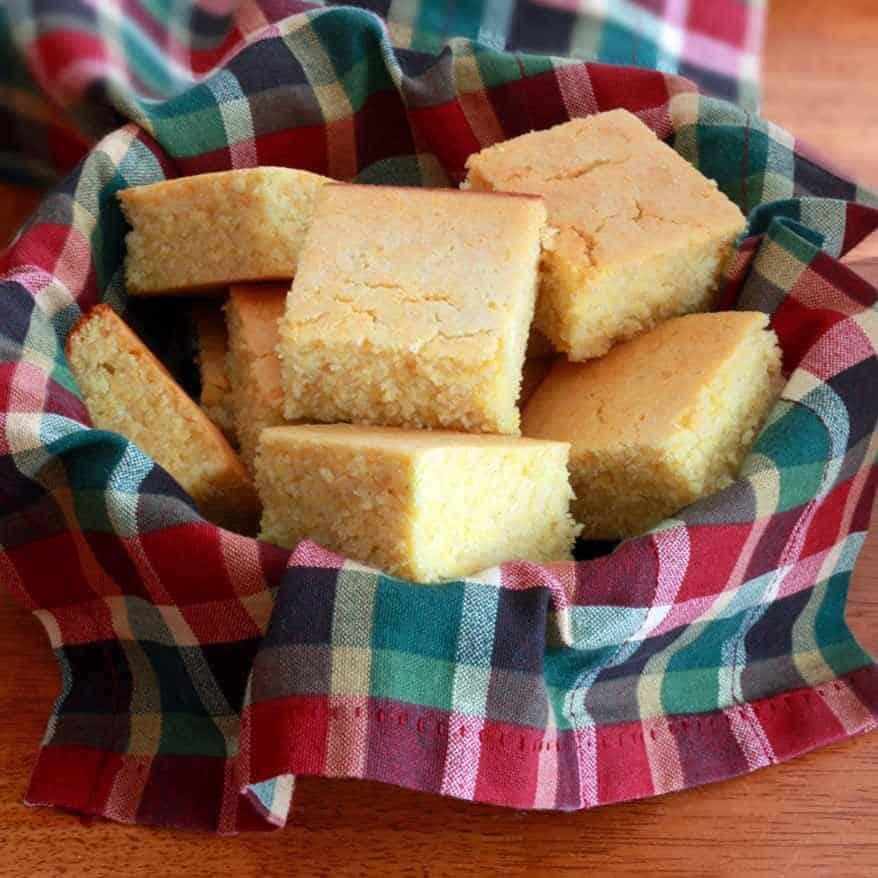Quinoa Skillet Bread Recipe — Dishmaps
