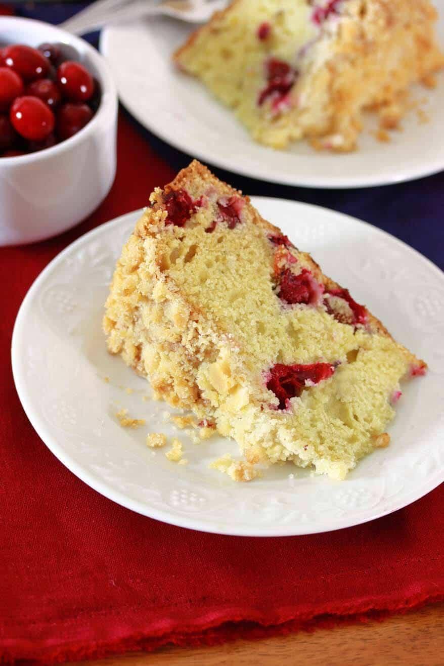 Cranberry Almond Streusel Cake 2 sm