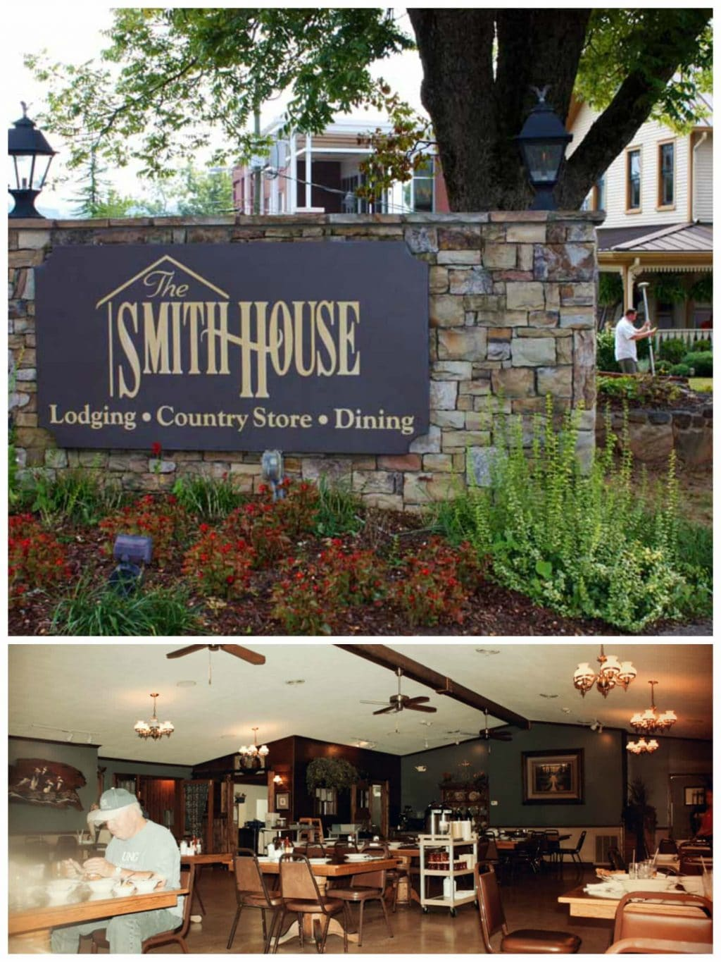 Smith House Dahlonega Georgia