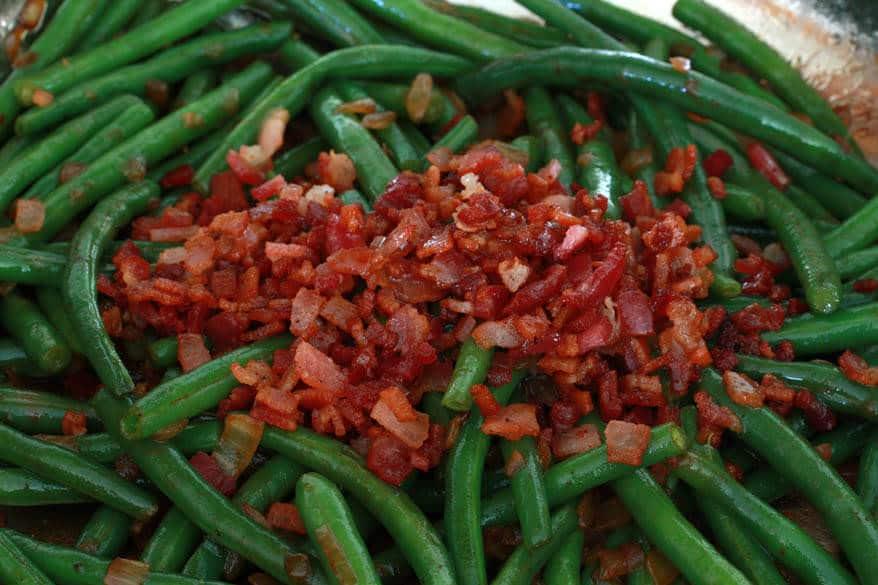 Green Beans prep 6