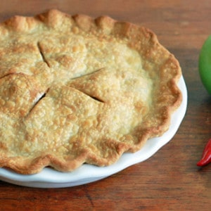 Jalapeno Apple Pie