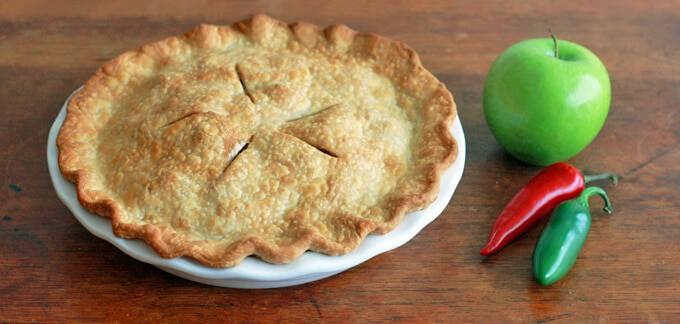 Jalapeno Apple Pie 1