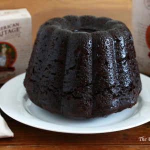 Heritage Steamed Chocolate Pudding