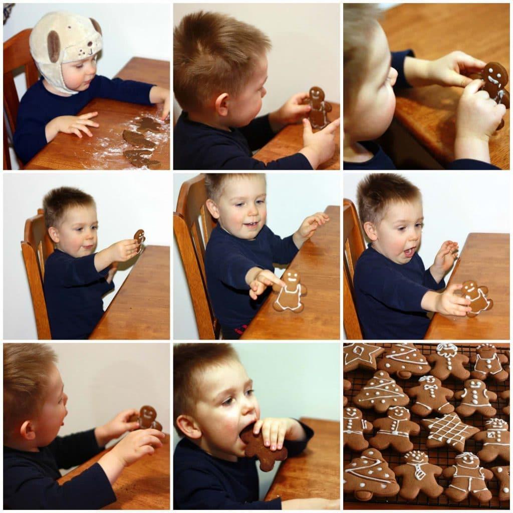 Classic Gingerbread Cookies The Daring Gourmet
