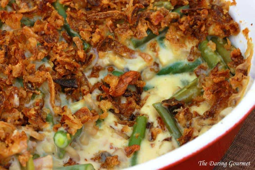 ultimate green bean casserole recipe from scratch