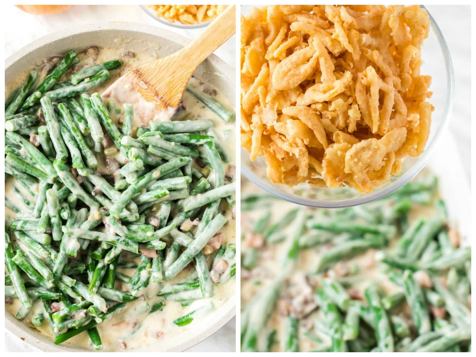 green bean casserole recipe best ultimate from scratch
